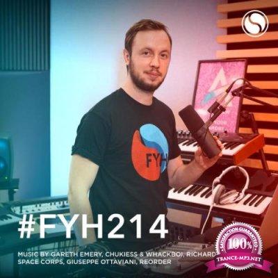 Andrew Rayel - Find Your Harmony Radioshow 214 (2020-07-15)