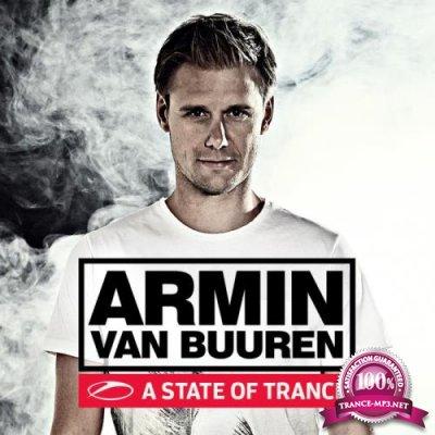 Armin van Buuren - A State of Trance ASOT 973 (2020-07-16)
