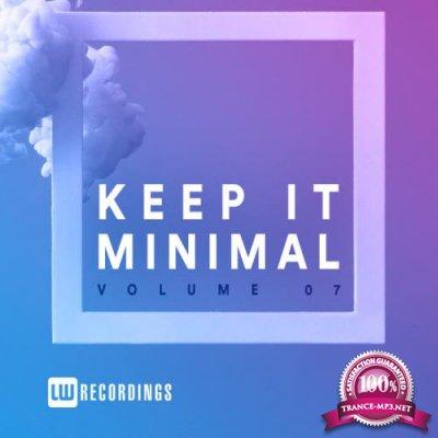 Keep It Minimal, Vol. 07 (2020)