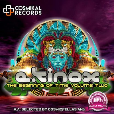 Ekinox The Beginning Of Time Volume Two' Selected By Cosmicfellas & Ricky-O (2020)
