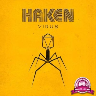 Haken - Virus (Deluxe Edition) (2020)
