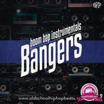 Beats De Rap - Bangers Vol 2 - Boom Bap Instrumentals (2020)
