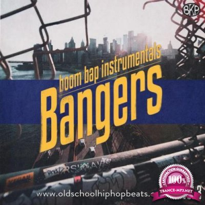 Beats De Rap - Bangers Vol 3 - Boom Bap Instrumentals (2020)