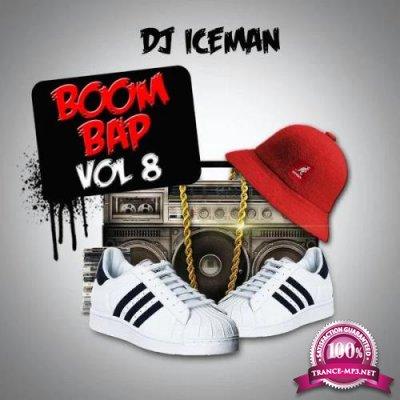 Dj Iceman - Boom Bap, Vol. 8 (2020)