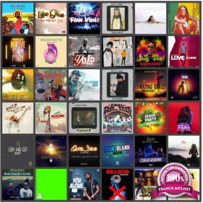 Reggae Music Collection Pack 039 (2020)