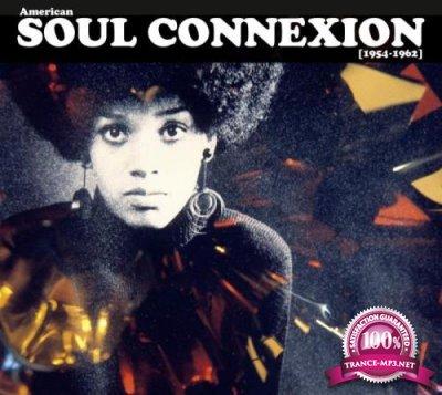 American Soul Connexion (1954-1962) [5CD] (2019) FLAC