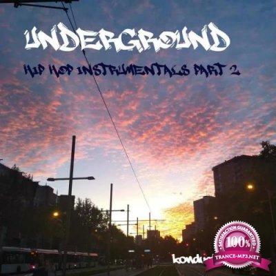 Konducta Beats - Underground Pt. 2 (2020)