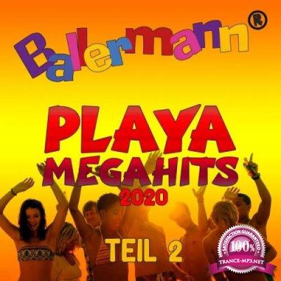Ballermann Playa Megahits 2020, Teil 2 (2020)