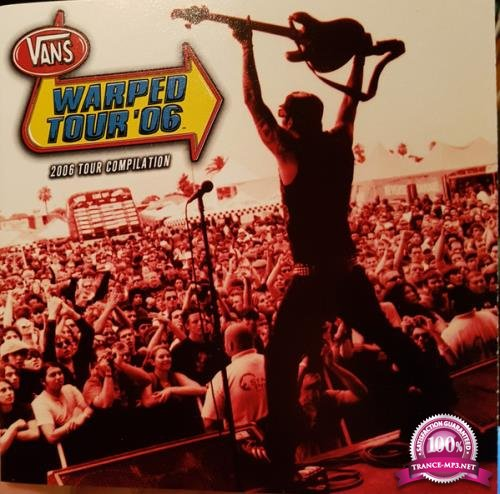 Warped Tour 2006 Compilation [2CD] (2006) FLAC