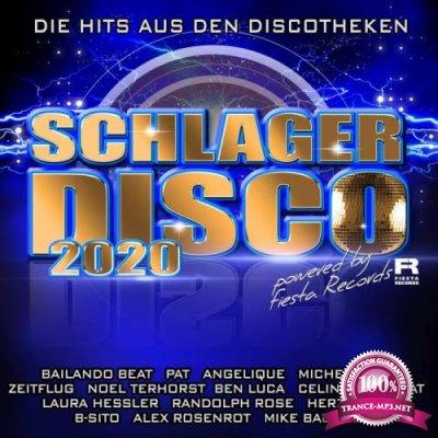 Schlagerdisco 2020 Die Hits Aus Den Discotheke [2CD] (2020)