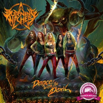 Burning Witches - Dance With The Devil [CD] (2020) FLAC