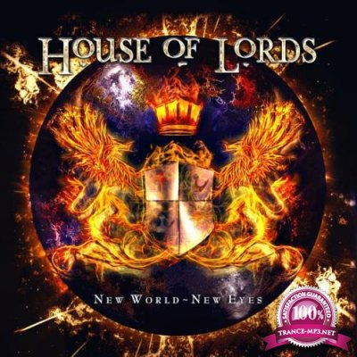 House Of Lords - New World-New Eyes [CD] (2020) FLAC