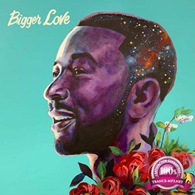 John Legend - Bigger Love (2020) FLAC