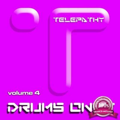 Melt - Drums Only, Vol. 4 (2020)