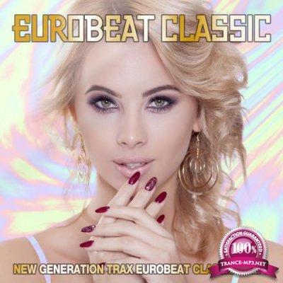 Eurobeat Classic: New Generation Trax, Vol. 1 (2020)