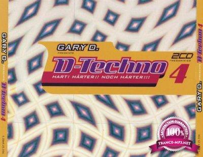 Gary D. presents D-Techno 4 [3CD] (2001) FLAC