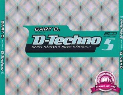 Gary D. presents D-Techno 5 [3CD] (2002) FLAC