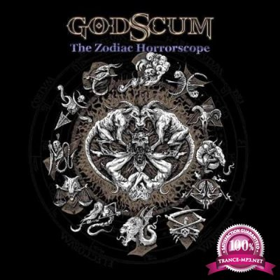 Godscum - The Zodiac Horrorscope [CD] (2020) FLAC