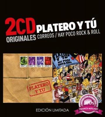 Platero Y Tu - Correos Hay Poco Rock & Roll [CD] (2020) FLAC