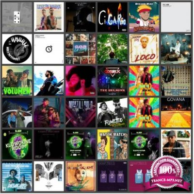 Electronic, Rap, Indie, R&B & Dance Music Collection Pack (2020-08-08)