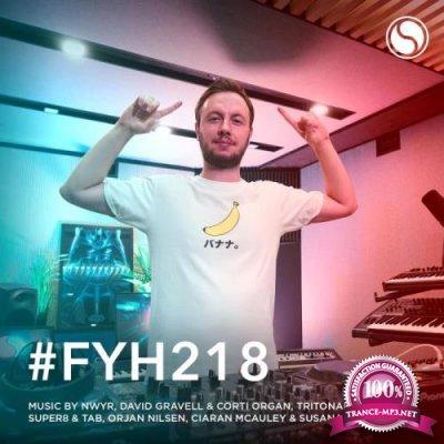 Andrew Rayel - Find Your Harmony Radioshow 218 (2020-08-12)