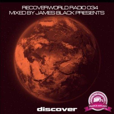 James Black Presents - Recoverworld Radio 034 (2020) FLAC