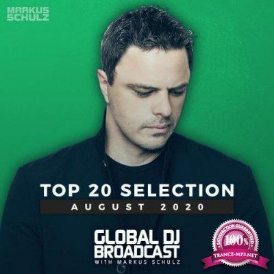 Markus Schulz - Global DJ Broadcast: Top 20 August 2020 (2020)