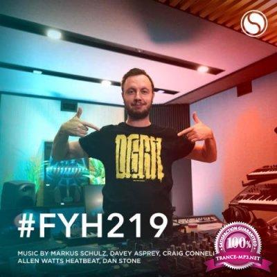 Andrew Rayel - Find Your Harmony Radioshow 219 (2020-08-19)