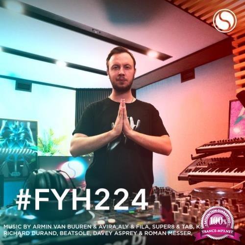 Andrew Rayel - Find Your Harmony Radioshow 224 (2020-09-23)