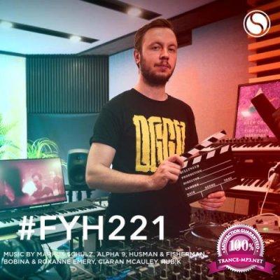 Andrew Rayel - Find Your Harmony Radioshow 221 (2020-09-03)