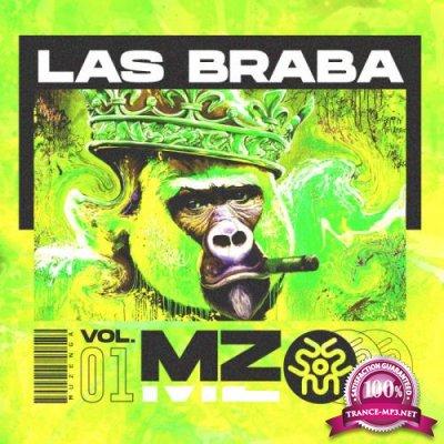 Las Braba Vol 1 (2020)
