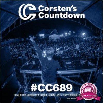 Ferry Corsten - Corsten's Countdown 689 (2020-09-09)