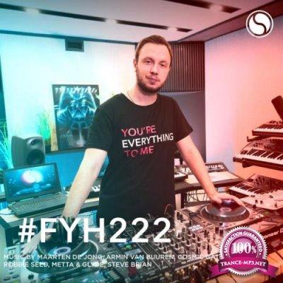Andrew Rayel - Find Your Harmony Radioshow 222 (2020-09-09)