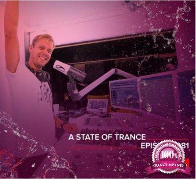 Armin van Buuren - A State of Trance ASOT 981 (2020-09-10)