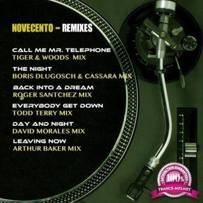 Novecento - Novecento (Remixes) (2020)