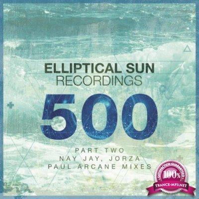 Elliptical Sun Recordings 500 Pt 2 (2020)