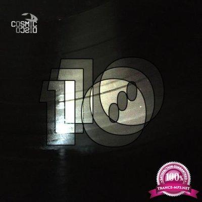 10 Years Of Cosmic Disco Records (2020)