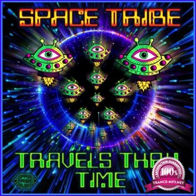 Space Tribe - Travels Thru Time (2020)
