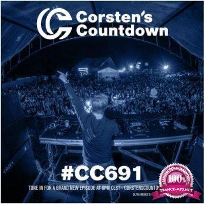 Ferry Corsten - Corsten's Countdown 691 (2020-09-23)
