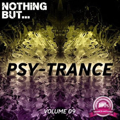 VA - Nothing But... The Sound Of Psy Trance Vol.09 (2020)