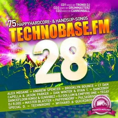 Technobase.FM Vol. 28 (Mixed & Unmixed) (2020)