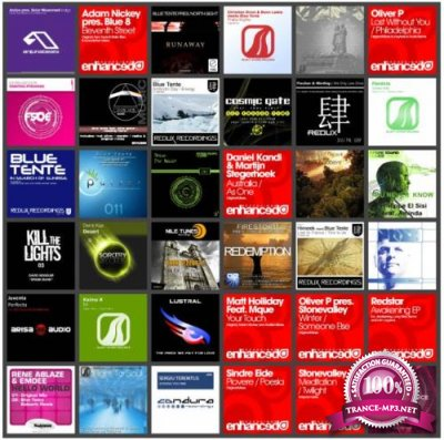 Flac Music Collection Pack 067 - Trance (2007-2020)
