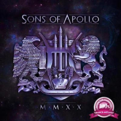 Sons Of Apollo - Mmxx (Deluxe Edition) (2020)