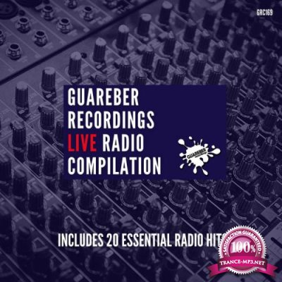 Guareber Recordings Live Radio Compilation (2020)