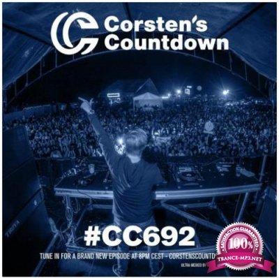 Ferry Corsten - Corsten's Countdown 692 (2020-09-30)