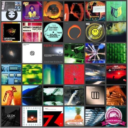 Electronic, Rap, Indie, R&B & Dance Music Collection Pack (2020-10-17)