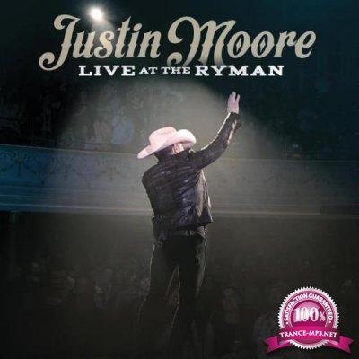 Justin Moore - Live At The Ryman (2020)