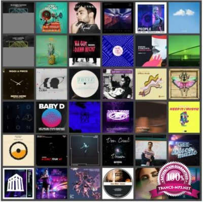 Beatport Music Releases Pack 2334 (2020)