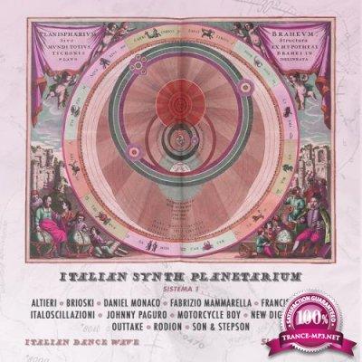 Italian Synth Planetarium - Sistema 1 (2020)