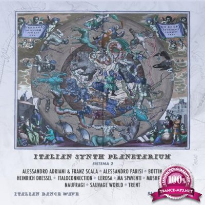 Italian Synth Planetarium - Sistema 2 (2020)
